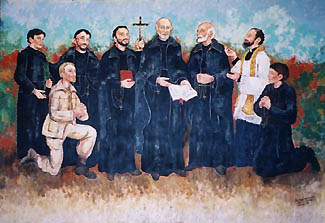 jesuit and hurons Introduction jesuit missions to the huron in new france has been controversial ever since those missions started in 1634[1] there are numerous reasons for this.